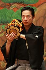 大倉源次郎(能楽師)